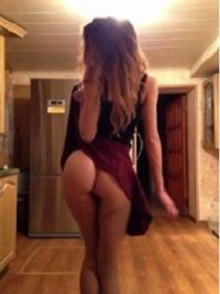 Escort Eleanor in Luiana